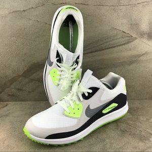 "Nike Air Zoom 90 IT ""White Grey Volt"" NWOB"
